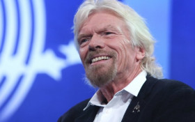 Ryan chats to Sir Richard Branson about Madiba