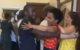 [WATCH] UCT VC  Kgethi Phakeng's Latin and Ballroom dance moves are everything!