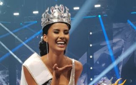 What do you win when you become Miss South Africa?
