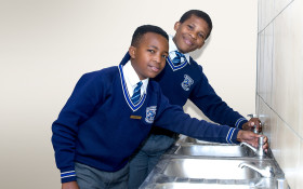 WC Education Dept steps in to help schools save water