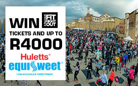 Fit Night Out with Huletts EquiSweet