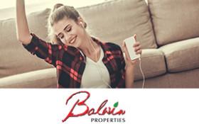 Quarantunes with Balwin Properties on Kfm 94.5