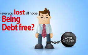 Drowning in debt? How to break free (while paying lower monthly instalments)