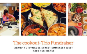 The Malay Cookout - Trio Fundraiser