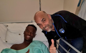 Triathlete Mhlengi Gwala recovering well after horror attack