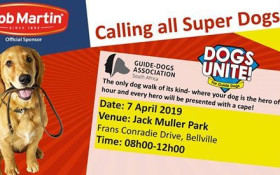 Feel Great Fitness Guide: Dog's Unite- Cape Town WALK