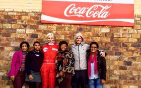 Liezel visits Langa and Nyanga
