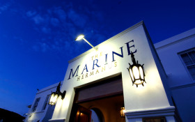 Ringing in the New Year at The Marine, Hermanus