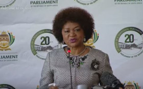Mbete approves secret ballot