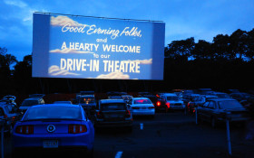 Ster-Kinekor opens drive-in theatre in Cape Town at the V&A Waterfront