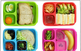 How to make appetising and healthy lunch boxes for your child