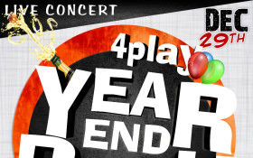 4Play Year End Bash