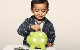 The importance of teaching kids how to save money