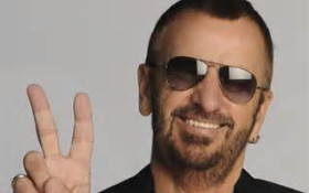 Ringo Starr Receives French Medal of Honour