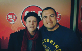 David Kramer on Kfm Breakfast