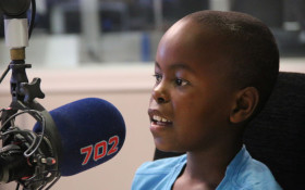 10-year-old maths whiz Sbahle Zwane gets a scholarship from Curro school