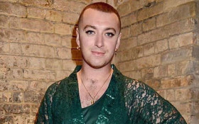 Sam Smith uses poetry to open up
