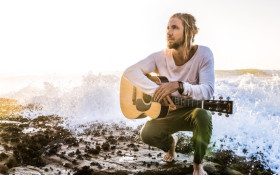 Jeremy Loops on new music, meeting Mick Jagger, and mystery collabs