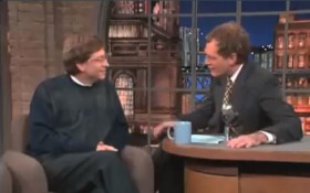 [WATCH] Bill Gates in 1995 explains how internet works to David Letterman