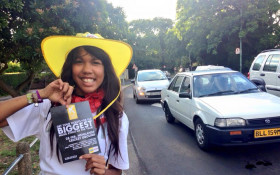 Kday2015 ticket giveaway in traffic