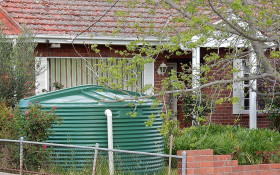 'I found red worms in my rainwater tank', says Claremont local