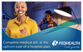 Win R5000 with Kfm 94.5 and Fedhealth