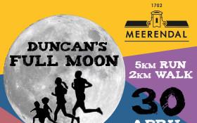 Duncan's Full Moon Fundraiser