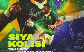 [WATCH] Siya Kolisi joins Jay-Z's Roc Nation Sports