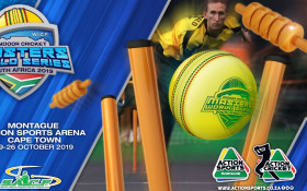 Indoor Cricket Masters World Series 2019