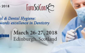 Dental & Dental Hygiene 2018 ( CE & CPD accredited )