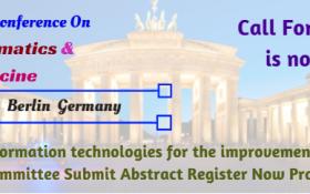 6th International Conference on Medical Informatics & Telemedicine
