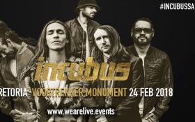 Incubus Live