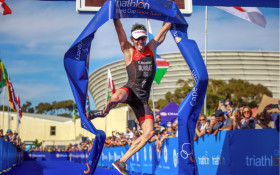 Discovery Triathlon World Cup Cape Town set to host world's best