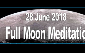 FULL MOON MEDITATION EVENT - CAPE TOWN