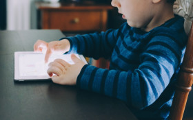 如何为孩子们建立健康的数字习惯
