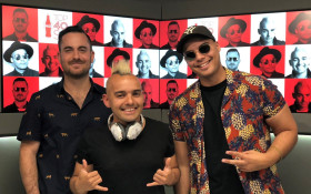 Cosher, Jimmy Nevis enter the Coke Top 40 Cape Town
