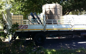 City hunting down alleged water crooks drawing water at Liesbeek River