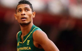Run for your country with Olympic 400m champion Wayde van Niekerk