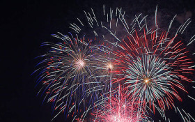 Where to Use Fireworks Safely
