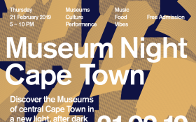 Museum Night Cape Town 2019