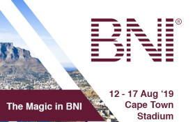 2019 BNI South Africa National Conference