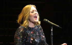 Adele wins in a big way at the Grammys