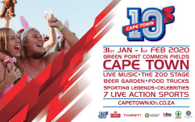 Can Jack Parow Catch a Rugby Ball?