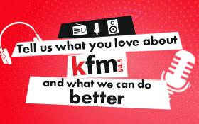参加我们的Kfm听众调查!