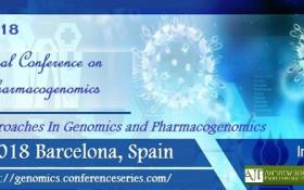 10th International Conference on Genomics & Pharmacogenomics
