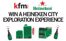 Kfm 94.5 & Heineken