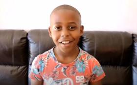 Help Ethan Palagangwe fulfil dream of studying at Drakensberg Boys Choir School