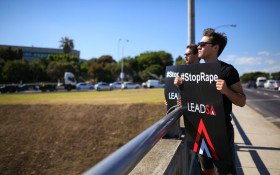 #StopRape 2014 Silent Protest