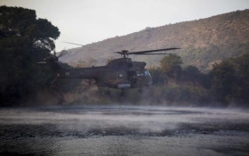 Knysna fires contained, but not yet controlled