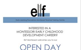 ELF Montessori Open Day